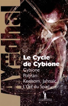 les 4 romans du cycle de Cybione